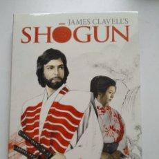 Series de TV: DVD SHOGUN SERIE COMPLETA. Lote 164899697