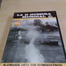Series de TV: LA II GUERRA MUNDIAL DVD N°10. Lote 164953105