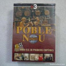 Series de TV: POBLE NOU - 8 DVD AMB ELS 30 PRIMERS CAPÍTOLS PRECINTAT. Lote 165202138