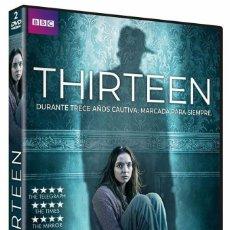 Series de TV: SERIE COMPLETA EN DVD THIRTEEN NUEVA A ESTRENAR PRECINTADA SIN ABRIR. Lote 165260758