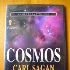 Series de TV: COSMOS DE CARL SAGAN CAPÍTULO 10. EL FILO DE LA ETERNIDAD (DVD PRECINTADO). Lote 165340150