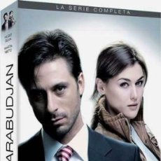 Séries de TV: SERIE COMPLETA EN DVD KARABUDJAN NUEVA A ESTRENAR PRECINTADA. Lote 165524982