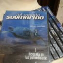 Series de TV: DVD EL MUNDO SUBMARINO DE JACQUES COSTEAU. Lote 165598609