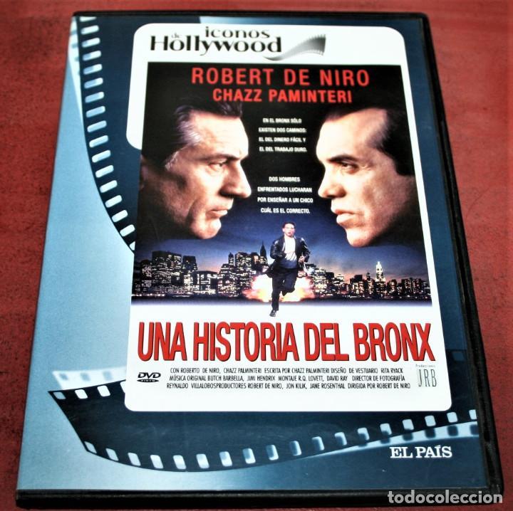 DVD - UNA HISTORIA DEL BRONX - DIR. ROBERT DE NIRO (Series TV en DVD)