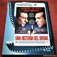 Series de TV: DVD - UNA HISTORIA DEL BRONX - DIR. ROBERT DE NIRO. Lote 165748130