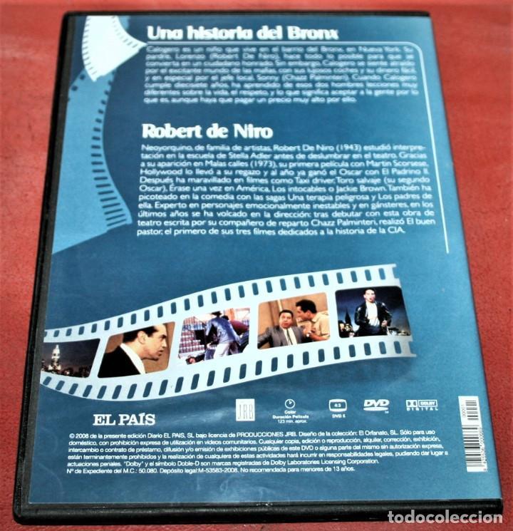 Series de TV: DVD - UNA HISTORIA DEL BRONX - DIR. ROBERT DE NIRO - Foto 2 - 165748130