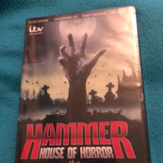 Series de TV: HAMMER HOUSE OF HORROR SERIE COMPLETA 6 DVDS PRECINTADO. Lote 165838510