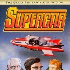 Series de TV: THE COMPLETE SERIES SUPERCAR THE GERRY ANDERSON COLLECTION EN DVD NEW NUEVA A ESTRENAR. Lote 165893294