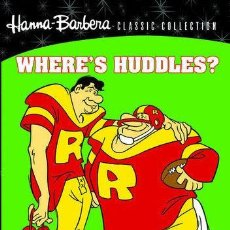 Series de TV: THE COMPLETE SERIES WHERE,S HUDDLES THE COMPLETE COLLECTION DVD. Lote 165893946
