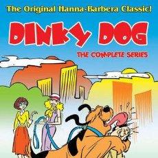 Series de TV: THE COMPLETE SERIES DINKY DOG [3 DISCS] 3 DVDS SERIE NUEVA A ESTRENAR PRECINTADA. Lote 165896730
