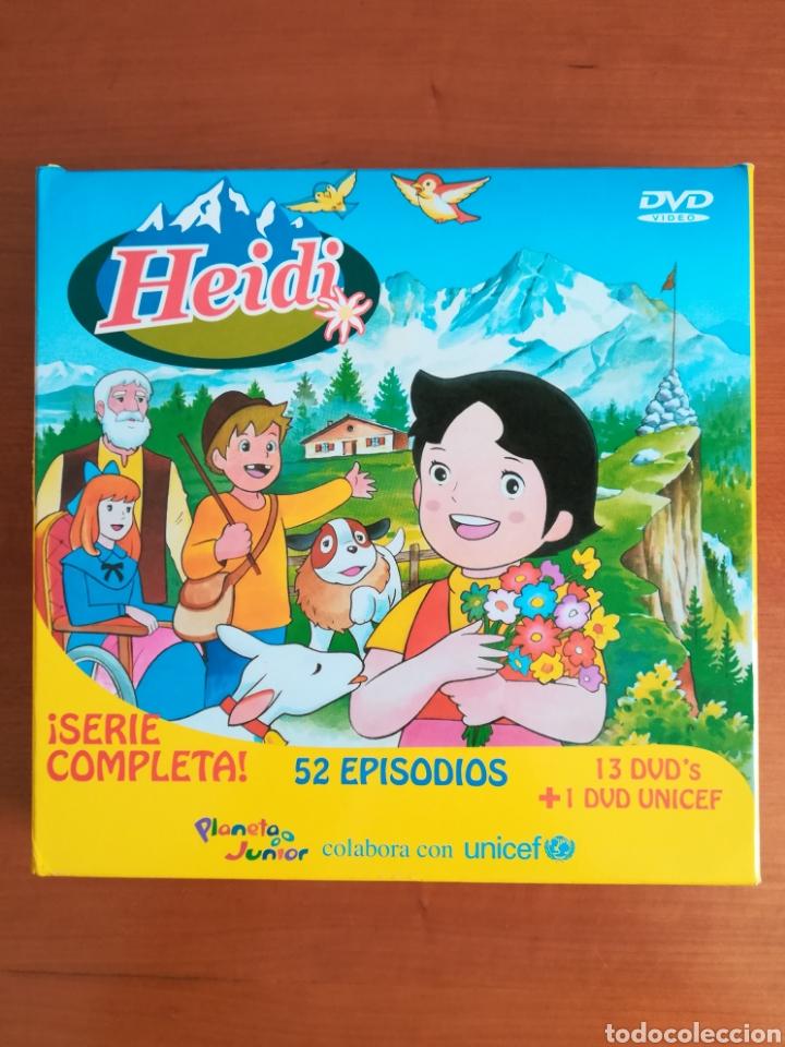 Capítulos de la serie Heidi, Bienvenida a casa: - …