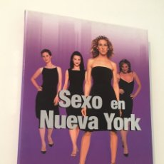 Series de TV: SEXO EN NUEVA YORK. TEMPORADA 1. Lote 166528188