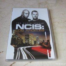 Series de TV: NCIS: LOS ANGLES - THE FIFTH SEASON DVD - 6 DISCOS - CBS 2014. Lote 166738590