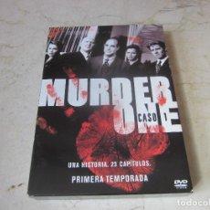 Séries de TV: MURDER ONE CASO 1 - PRIMERA TEMPORADA DVD - 6 DISCOS - 20TH CENTURY FOX 2006. Lote 166738746