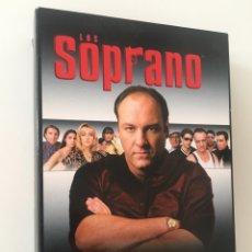 Series de TV: LOS SOPRANO. TEMPORADA 1 (6 DVD). Lote 167123609