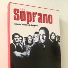 Series de TV: LOS SOPRANO. TEMPORADA 2 (6 DVD). Lote 167123981