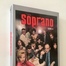 Series de TV: LOS SOPRANO. TEMPORADA 4 (4 DVD). Lote 167124752