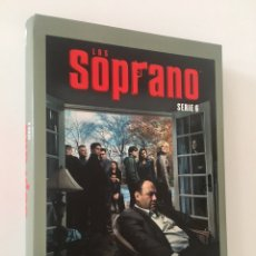 Series de TV: LOS SOPRANO. TEMPORADA 6 (4 DVD). Lote 167125302