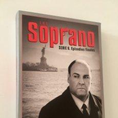 Series de TV: LOS SOPRANO. SERIE 6 EPISODIOS FINALES. Lote 167125506
