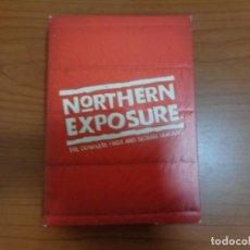 Series de TV: SERIE 'NORTHERN EXPOSURE' (DOCTOR EN ALASKA) 1º & 2º TEMPORADA COMPLETA.. Lote 167636384