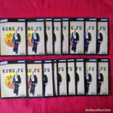 Séries de TV: KUNG FU. DAVID CARRADINE . 1º TEMPORADA 16 DVDS COMPLETA - EDICION LA RAZON 2009. Lote 203273407