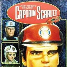 Series de TV: GERRY ANDERSON SERIE CAPITAN ESCARLATA / CAPTAIN SCARLET Y COMPLETA, AUDIO ESPAÑOL EN USB .. Lote 234787520