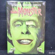 Series de TV - LA FAMILIA MONSTER - DVD LA SEGUNDA TEMPORADA COMPLETA - 167918044