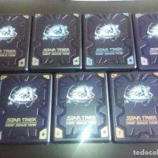 Series de TV: SERIE DE TV DVD - STAR TREK: DEEP SPACE NINE - ESPACIO PROFUNDO NUEVE COMPLETA EDICIÓN COLECCIONISTA. Lote 168234138