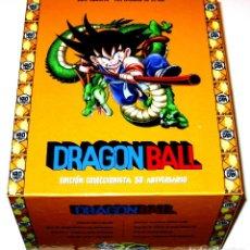 Series de TV: DRAGON BALL (SERIE COMPLETA ED. LIMITADA 30 ANIVERSARIO - 37 DISCOS) - AKIRA TORIYAMA DVD DESCATALOG. Lote 168270708