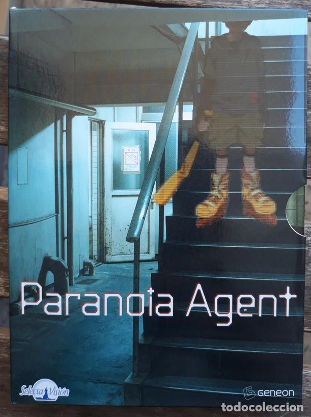 DVD PACK PARANOIA AGENT SERIE COMPLETA DIGIPACK. SELECTA VISION. (Series TV en DVD)