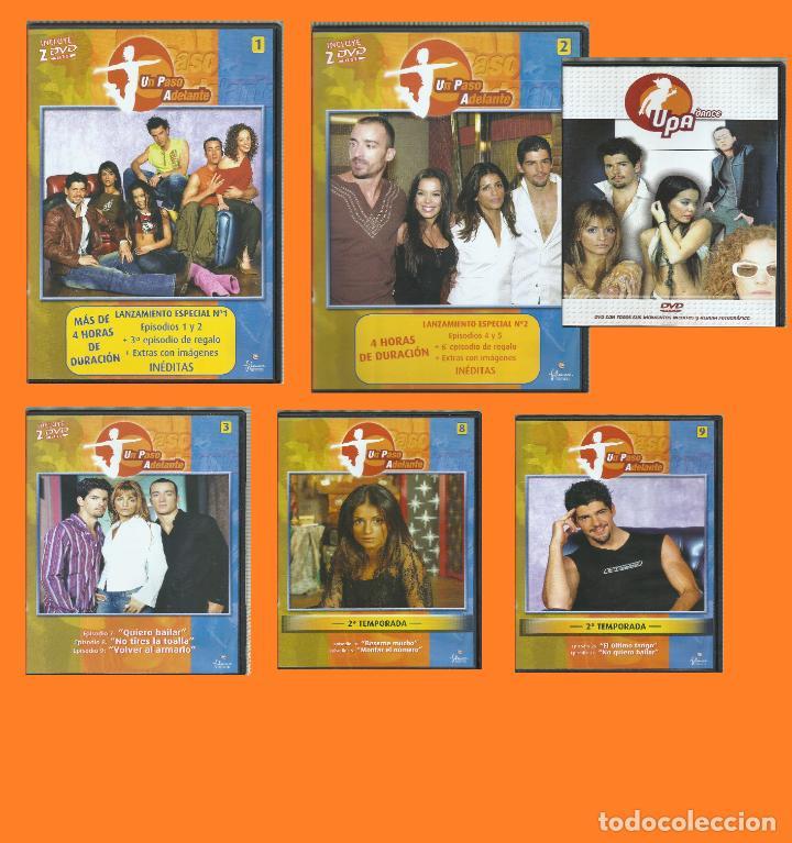 LOTE UN PASO ADELANTE (UPA DANCE) (SERIE DE TV) (Series TV en DVD)