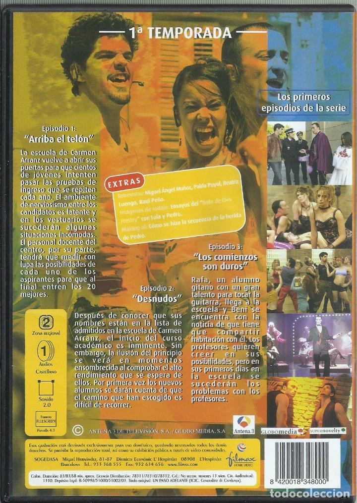 Series de TV: Lote Un paso adelante (UPA Dance) (Serie de TV) - Foto 2 - 168464864