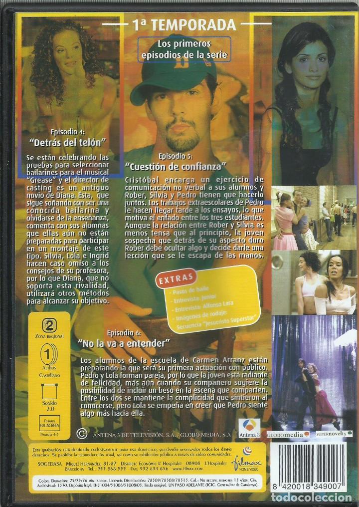 Series de TV: Lote Un paso adelante (UPA Dance) (Serie de TV) - Foto 3 - 168464864