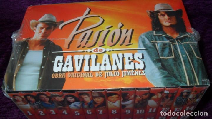 Series de TV: Pasión de Gavilanes completa no es de diez minutos precintada - Foto 3 - 168525416