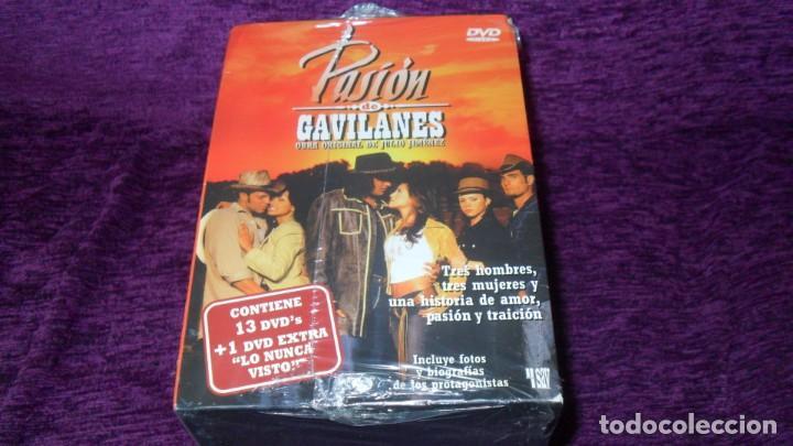 Series de TV: Pasión de Gavilanes completa no es de diez minutos precintada - Foto 5 - 168525416