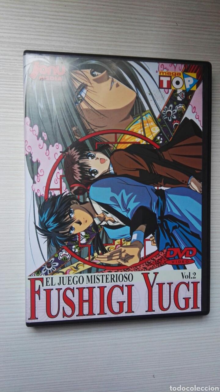 FUSHIGI YUGI EL JUEGO MISTERIOSO VOL. 2 DVD (Series TV en DVD)