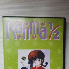 Series de TV: RANMA 1/2 DVD MANGA ANIME. Lote 168622124