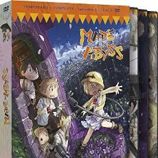 Series de TV: MADE IN ABYSS TEMPORADA 1 DVD. Lote 168851580