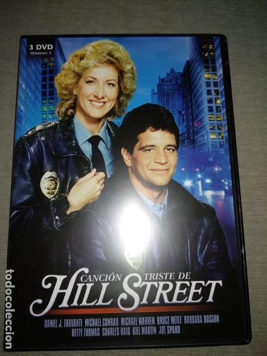 CANCION TRISTE DE HILL STREET TEMPORADA 3 (Series TV en DVD)