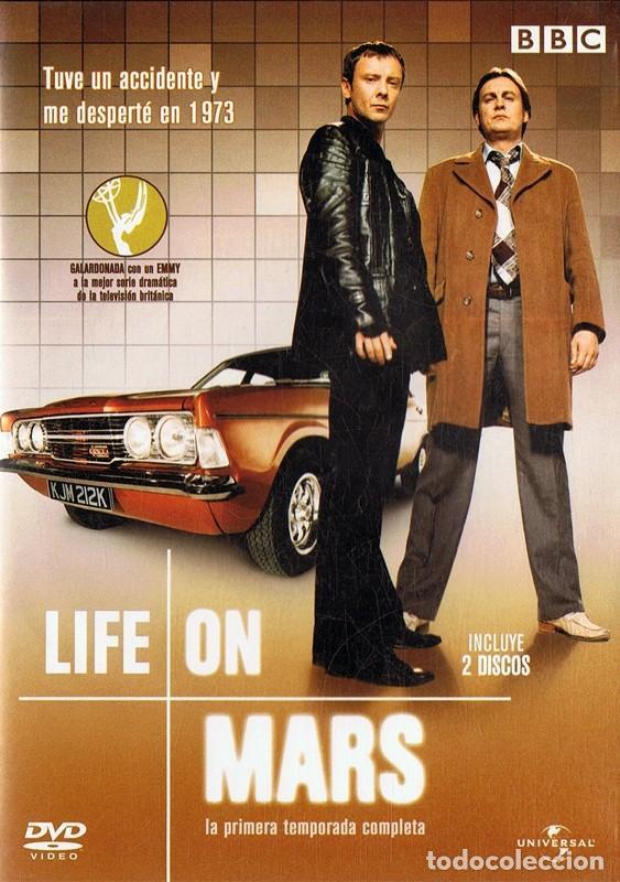 LIFE ON MARS PRIMERA TEMPORADA COMPLETA ( 2 DISCOS) (Series TV en DVD)