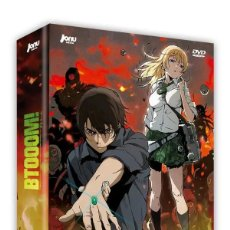 Series de TV: BTOOOM! DVD - NUEVO. Lote 169374176