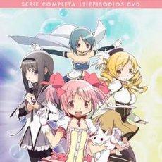 Series de TV: MADOKA MAGICA SERIE COMPLETA DVD - NUEVO. Lote 169374776