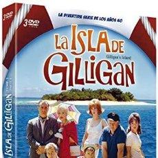 Séries de TV: LA ISLA DE GILLIGAN DVD NUEVO Y PRECINTADO. Lote 240818060