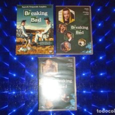 Series de TV: BREAKING BAD ( SEGUNDA TEMPORADA COMPLETA ) - DVD - 07275 - SONY. Lote 170007268