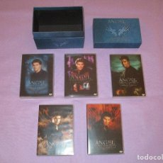 Series de TV: ANGEL - DVD - LA SERIE COMPLETA / CINCO TEMPORADAS ( COLECCION EN DVD ) - TEMPORADA 1, 2, 3, 4 Y 5. Lote 170098284