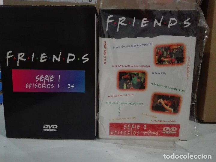 Series de TV: Friends Serie TV Varias temporadas en DVD - Foto 4 - 170156117
