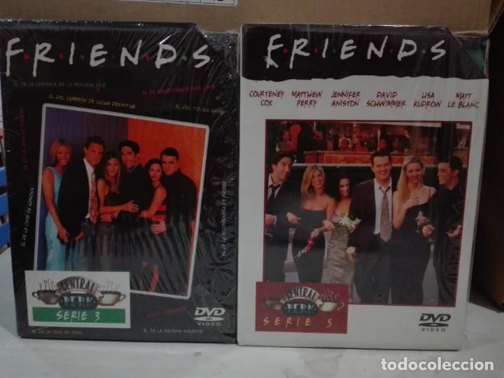 Series de TV: Friends Serie TV Varias temporadas en DVD - Foto 5 - 170156117