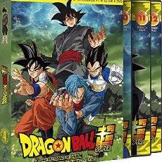 Series de TV: DRAGON BALL SUPER. BOX 4 DVD. Lote 170209436