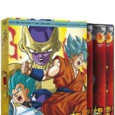 Series de TV: DRAGON BALL SUPER. BOX 2 DVD. Lote 170209484