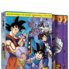 Series de TV: DRAGON BALL SUPER. BOX 1 DVD. Lote 170209516